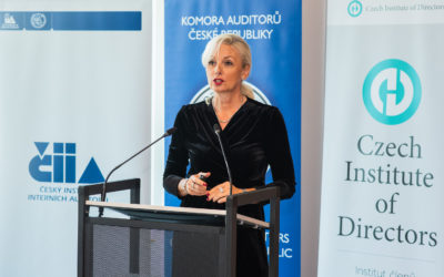 Monika Zahálková je členkou představenstva mediálního domu Economia